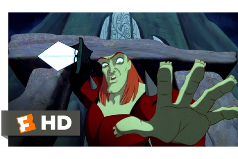 Quest for Camelot (8/8) Movie CLIP - Defeating Ruber (1998 ...
