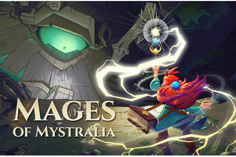 Mages of Mystralia · The Best PC Games