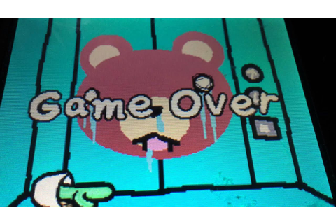 Game Over Warioware Touched - YouTube
