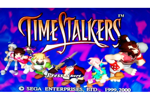 Retro review: Time Stalkers | SEGA Nerds