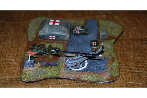 sediment's wargame blog: USMC CASEVAC scenic base - Norway ...