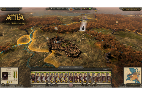 Total War: ATTILA - Age of Charlemagne Campaign Pack on Steam
