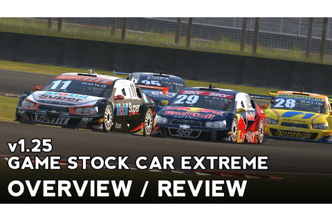 Game Stock Car Extreme : Overview / Review (as of v1.25 ...