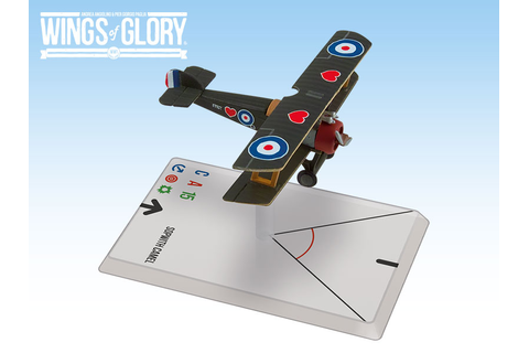 WGF102 – Sopwith Camel « Ares Games