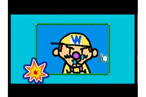 WarioWare D.I.Y. - Wario Man - Game Blender - YouTube