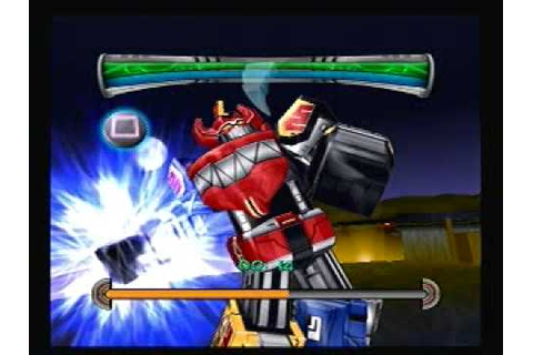Power Rangers: Super Legends PS2 Game - Mighty Morphin ...