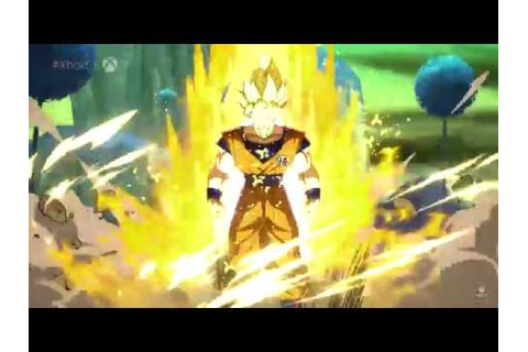 DRAGON BALL FIGHTER Z - Gameplay Trailer E3 2017 (New ...