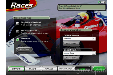 CART Precision Racing Free Download full game for PC ...