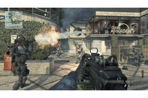 Call of Duty: Modern Warfare 3 Review - PS3