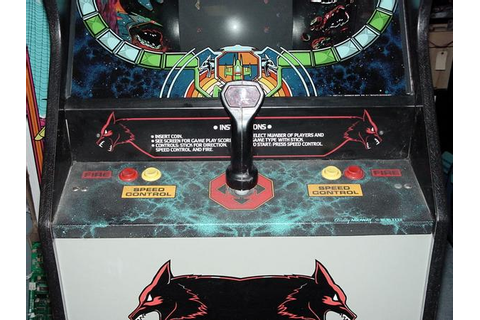 Solar Fox - Videogame by Bally Midway