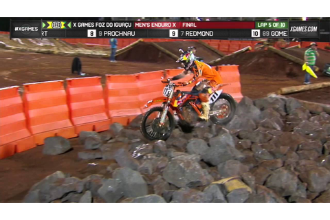 Men's Enduro X Final - ESPN X Games - YouTube
