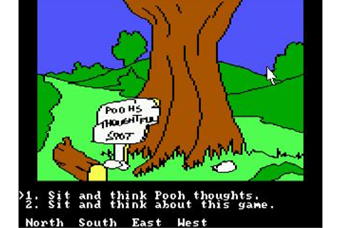 Winnie the Pooh in the Hundred Acre Wood - Symbian game ...