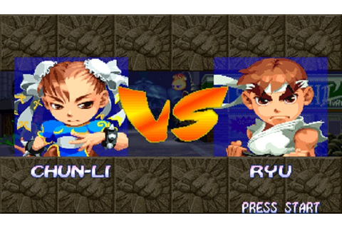 Super Puzzle Fighter II Turbo (Game) | GamerClick.it