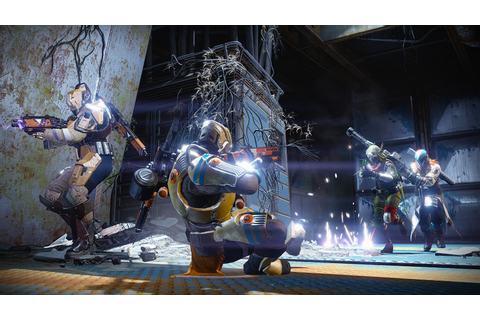 Take a look at Destiny: The Taken King's PS-exclusive ...
