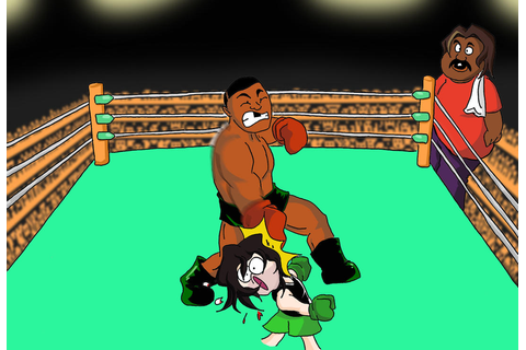 Game Grumps in Mike Tyson's Punch Out by Fredcheeseburger ...