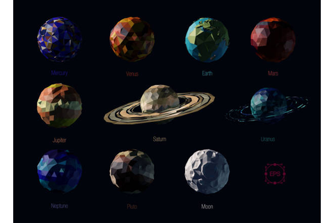 Top 60 Pluto Dwarf Planet Clip Art, Vector Graphics and ...