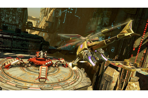 TRANSFORMERS: Fall Of Cybertron Is Now Available For Xbox ...