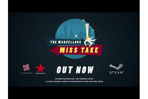 Buy The Marvellous Miss Take PC Game | Download