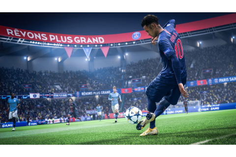 FIFA 19 vs PES 2019: which is the best football game ...