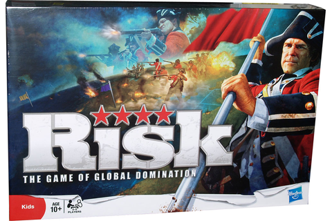 Risk Game of Global Domination Board Game at Amazon.ca $14 ...
