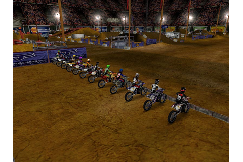 Games Mania: motocross madness 3 wallpapers