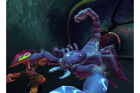 Mushroom Men: The Spore Wars Wii review - DarkZero