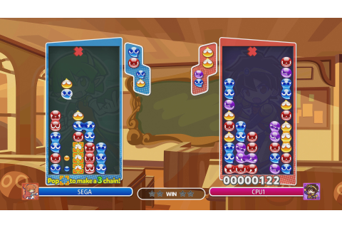 Puyo Puyo Champions Video Game Review | Geeky Hobbies