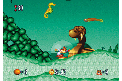 Bubsy in Fractured Furry Tales - im Klassik-Test (Jaguar ...