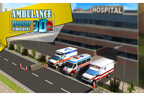 Ambulance Rescue Simulator 3D - Android Apps on Google Play
