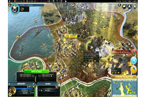 Civilization V Game Download Free For PC Full Version ...