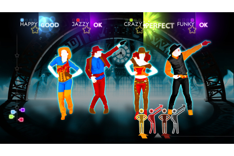 Just Dance 4 (Wii) Screenshots