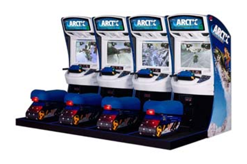 Arctic Thunder - Videogame by Midway Games