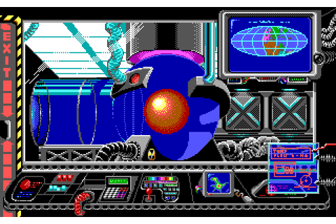 Designasaurus II (1990) MS-DOS game