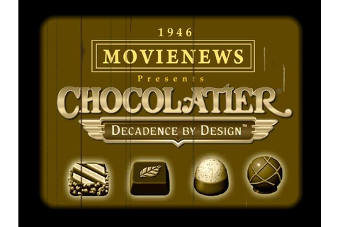 Chocolatier 3 - Decadence by Design | GameHouse