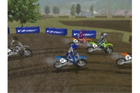 Yamaha Supercross - Wii All in 1!