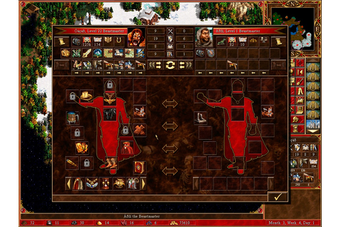 Téléchargement: Heroes of Might and Magic III: The Shadow ...