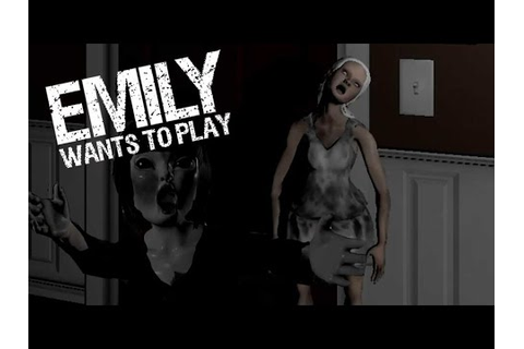 SCARY GAME ABOUT DOLLS - EMILY WANTS TO PLAY - Part 1 ...