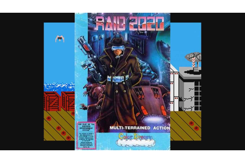The Worst Game On The NES --- Raid 2020 - YouTube
