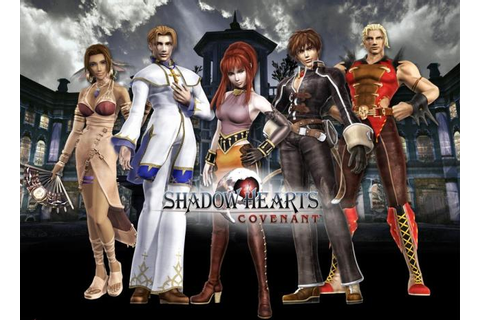 Shadow Hearts | Video Game Underworld