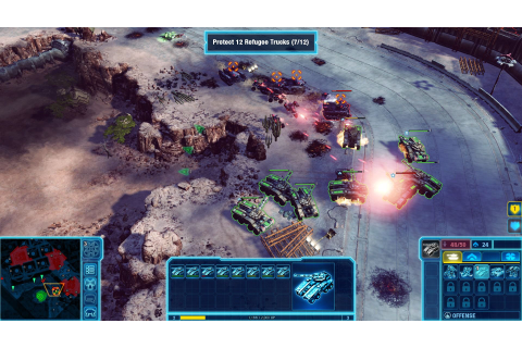 Command & Conquer 4: Tiberian Twilight Screenshots for ...