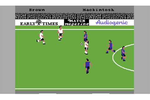 Download Emlyn Hughes International Soccer - My Abandonware