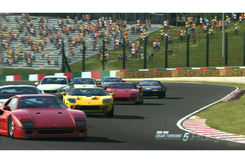 Gran Turismo 5 Prologue PlayStation 3 Review - Video ...