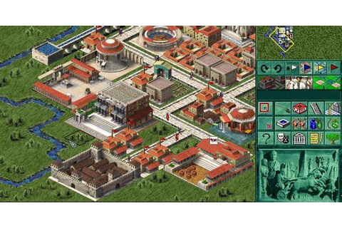 Make yourself at Rome: Caesar I and II now on GOG | Rock ...