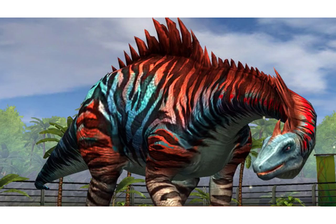Jurassic World: The Game - Diplodocus Full Evolutions ...