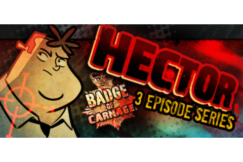 Hector: Badge of Carnage - Full Series on Steam