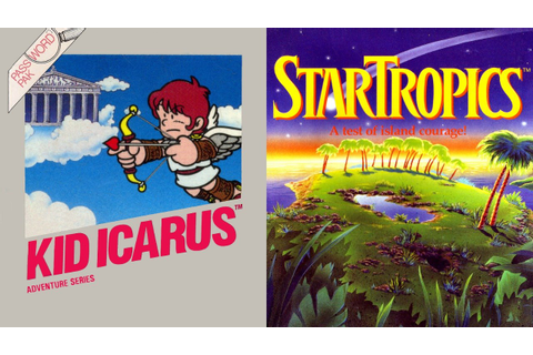 Nintendo Switch Online getting Kid Icarus and Startropics ...