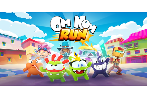 Om Nom: Run is an endless runner for iOS and Android from ...