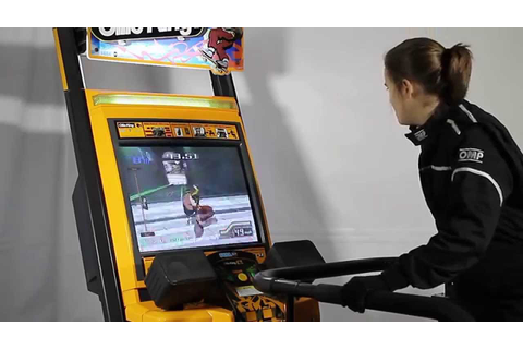 Sega Ollie King Sports Game for Hire - www.amusements.co ...