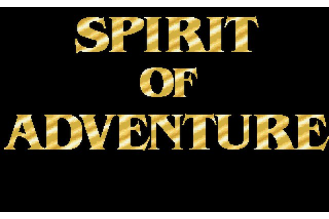 Download Spirit of Adventure rpg for DOS (1991 ...