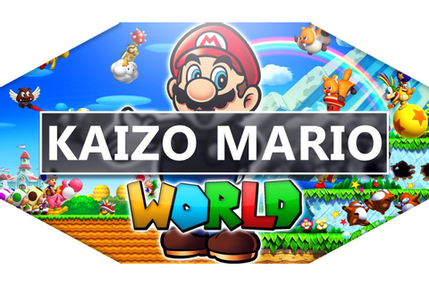 RETRO GAME NIGHT: KAIZO MARIO WORLD - A$$HOLE MARIO PT.3 ...